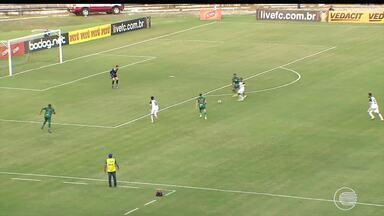 Altos perde para o Botafogo-PB e complica situação na Copa do Nordeste - Altos perde para o Botafogo-PB e complica situação na Copa do Nordeste