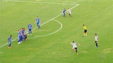 Goiânia se classifica, e Novo Horizonte é rebaixado no Goianão - Confira os gols do interior no fim de semana