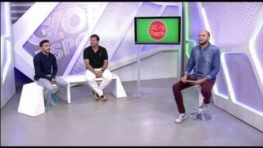 Paysandu sondou o técnico Leston Júnior, ex-Remo, afirma repórter de Recife - De acordo com Daniel Gomes, do GloboEsporte.com, Papão falou com o treinador, hoje no Santa Cruz, antes da demissão de João Brigatti