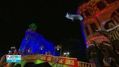 Espetáculo 'O boi voador' relembra história do século 17 no Recife - História aconteceu no Brasil Holandês.