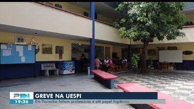 UESPI de Parnaíba falta professores e até papel higiênico - UESPI de Parnaíba falta professores e até papel higiênico