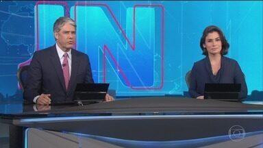 Jornal Nacional, Íntegra 18/03/2019 - As principais notícias do Brasil e do mundo, com apresentação de William Bonner e Renata Vasconcellos.
