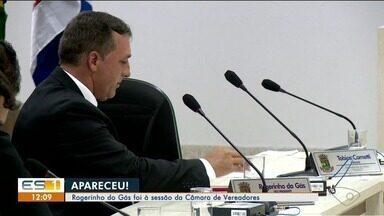 Vereador de Linhares, ES, ainda não se manifestou sobre furto de energia na casa dele - Vereador de Linhares, ES, ainda não se manifestou sobre furto de energia na casa dele