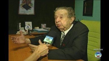 Empresário José Rubens Bismara morre em Sorocaba - O empresário José Rubens Bismara, diretor-presidente das emissoras da Rádio Cacique, morreu aos 88 anos em Sorocaba (SP).