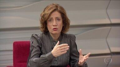 Miriam Leitão comenta sobre projeto de reforma da Previdência dos militares - Os economistas que sempre defenderam a Reforma da Previdência, que não estão no governo, estão decepcionados.