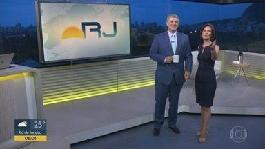 Bom Dia RJ - Edição de quinta-feira, 21/03/2019 - As primeiras notícias do Rio de Janeiro, apresentadas por Flávio Fachel, com prestação de serviço, boletins de trânsito e previsão do tempo.