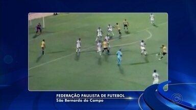 Linense perde para o São Bernardo e fica ameaçado na Série A2 - Jogando no ABC Paulista, Elefante foi derrotado pelo São Bernardo por 1 a 0 e acumulou a sua quarta derrota seguida. Com isso, o time despencou na tabela e ficou ameaçado pelo rebaixamento.