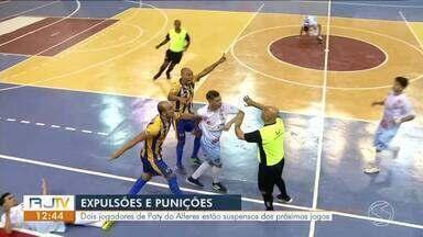Paracambi goleia Paty do Alferes por 8 a 3 em jogo com polêmicas - Vitória foi comandada por um quarteto responsável por todos os gols da equipe no jogo.