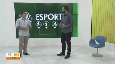 Diego Alves e Juan Andrade comentam a situação dos times do interior na Taça Rio - Assista a seguir.