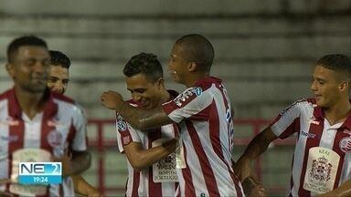 Náutico e Salgueiro são os dois primeiros semifinalistas do Campeonato Pernambucano 2019 - Os dois times disputam uma vaga na final do Estadual.
