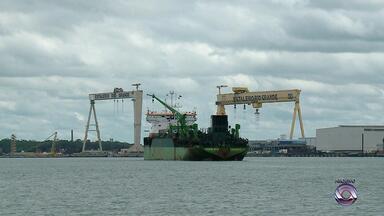 Obra da dragagem do Porto de Rio Grande está 60% concluída - Assista ao vídeo.