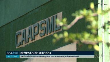 Ex-funcionário da prefeitura de Londrina é demitido - O ex-funcionário era investigado por aumentar o próprio salário.