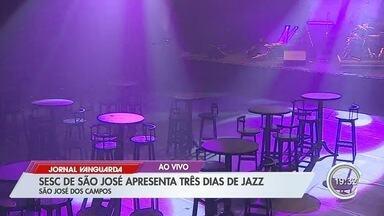 Começa nesta quinta a nona edição do Nublu Jazz Festival - Shows são no Sesc de São José.