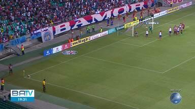 Futebol: Bahia enfrenta o Atlético de Alagoinhas pela semifinal do Baianão 2019 - A partida acontece na Arena Fonte Nova, em Salvador.