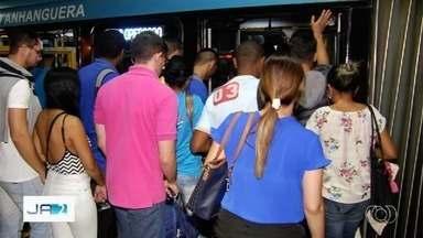 Adiada reunião que irá decidir reajuste da passagem de ônibus em Goiânia - AGR aprovou contas que mostram que valor pode passar de R$ 4 para R$ 4,30.