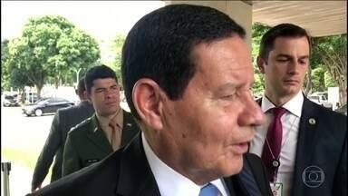 Cronograma de votação da reforma da Previdência está atrasado - O nome do relator foi adiado. Líderes querem ouvir antes as explicações do ministro da Economia, Paulo Guedes, sobre a reforma da Previdência e sobre a proposta de reestruturação da carreira dos militares.