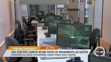 Justiça eleitoral oferece novo posto para atendimento em São José - Atendimento começa nesta sexta.