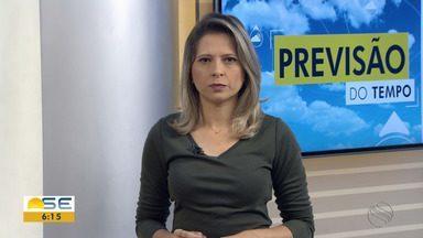 Confira a previsão do tempo com Michele Costa - Confira a previsão do tempo com Michele Costa.