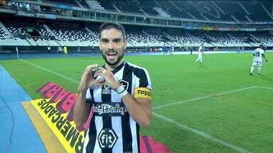 Botafogo goleia a Portuguesa e se mantém vivo na Taça Rio - Botafogo goleia a Portuguesa e se mantém vivo na Taça Rio