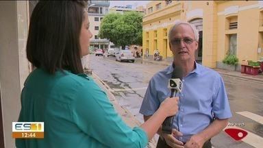 Mercado Municipal de Cachoeiro será revitalizado no ES - Local passará por reforma.