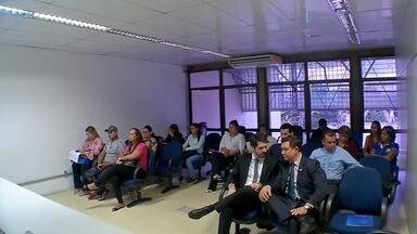 Representantes dos pescadores federais se reúnem para falar sobre atraso de seguro - Em Corumbá.