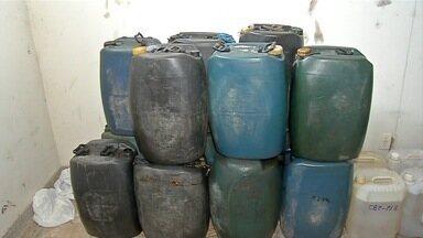 Justiça Federal manda soltar 3 homens que estavam contrabandeando e vendendo combustível - Em Corumbá.