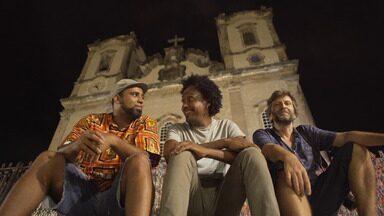 Projeto de poeta e fotojornalista registra Salvador sob a luz do luar - Projeto de poeta e fotojornalista registra Salvador sob a luz do luar