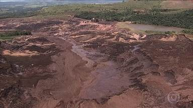 Lama da barragem de Brumadinho contamina reservatório da usina de Três Marias (MG) - Segundo a ONG SOS Mata Atlântica, a água apresentou uma redução significativa na sua transparência, acima dos limites legais, e concentrações altas de metais pesados.