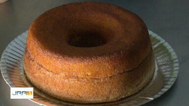 Na Cozinha: veja como preparar um delicioso bolo de iogurte - Rápido e fácil, o bolo de iogurte vai bem em todos os momentos.