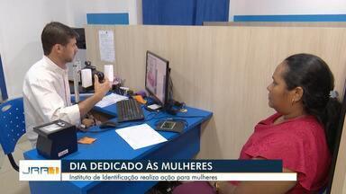 Polícia Civil faz ação social exclusiva às mulheres em Boa Vista - Cerca de 80 mulheres foram beneficiadas com a confecção de documentos.