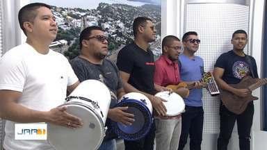 """Climatizando e Ousadia na Pegada se apresentam neste sábado (23) em Boa Vista - Grupos se apresentam juntos no projeto """"Pagoderia""""."""