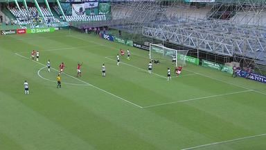 Veja os gols de Coritiba 1 x 1 Rio Branco-PR pela quarta rodada do Paranaense - Veja os gols de Coritiba 1 x 1 Rio Branco-PR pela quarta rodada do Paranaense