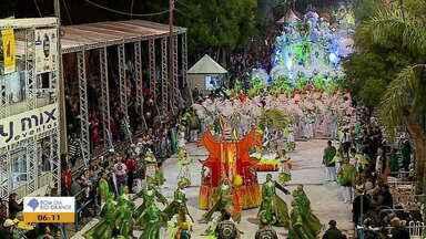 Os Rouxinóis é a escola campeã do carnaval de Uruguaiana de 2019 - Com 31 vitórias, escola de samba é recordista de títulos.