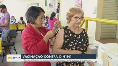 Sobe para 31 número de mortes por H1N1 no Amazonas, informa FVS - Dos 31 óbitos, 24 foram registrados na capital.