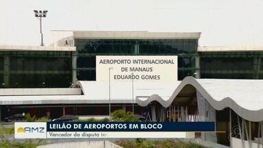 Governo planeja realizar leilão de aeroportos da Região Norte - Proposta é de leiloar os espaços em bloco.