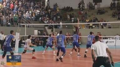 Lavras Vôlei está na semifinal da Superliga B Masculina - Lavras Vôlei está na semifinal da Superliga B Masculina