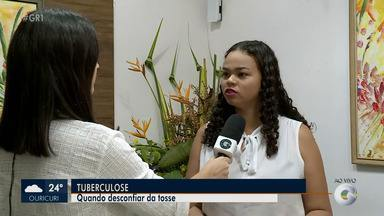 Pernambuco registra casos de aumento de tuberculose - A tosse é um dos sintomas que devemos desconfiar.