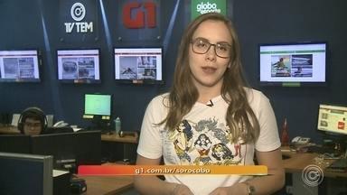 Carol Andrade traz os destaques do G1 nesta terça-feira - A repórter Carol Andrade traz os destaques do G1 nesta terça-feira (26).