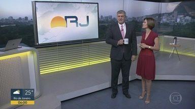Bom Dia RJ - Edição de terça-feira, 26/03/2019 - As primeiras notícias do Rio de Janeiro, apresentadas por Flávio Fachel, com prestação de serviço, boletins de trânsito e previsão do tempo.