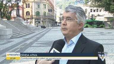 Prefeitura de Santos disponibiliza parcelamento de dívidas - Contribuintes inscritos na dívida ativa podem aderir ao parcelamento.