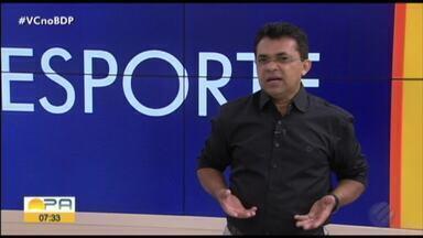 Carlos Ferreira comenta os destaques do esporte paraense nesta terça-feira (26) - Comentarista repercute a confirmação da contratação do técnico Léo Condé no Paysandu e o anúncio de mais um reforço para o meio-campo do Remo