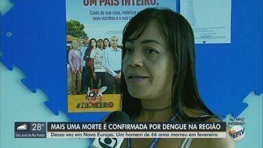 1ª morte causada por dengue é confirmada em Nova Europa - Com essa, são seis confirmações na região, sendo 5 casos em Araraquara.