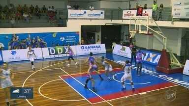Campinas basquete vence Blumenau e segue sem derrota na Liga Nacional - Vitória sobre os catarinenses mantém série invicta do clube campineiro.