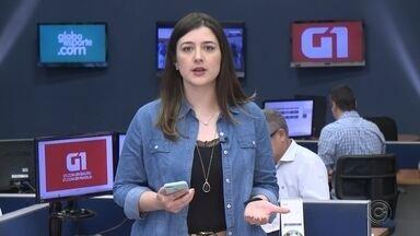 Gabi Gabas traz os destaques do G1 Bauru e Marília - Confira os destaques do G1 na região do Centro-Oeste Paulista.