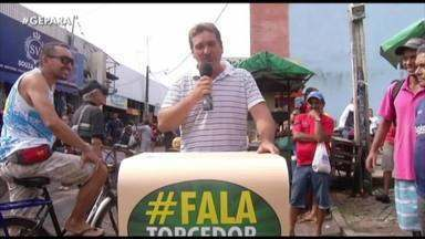 #FalaTorcedor vai até Castanhal: clássico Re-Pa é destaque - Torcedores usam o púlpito do GE e falam do que viram do duelo entre Remo e Paysandu e da situação do Japiim no Parazão