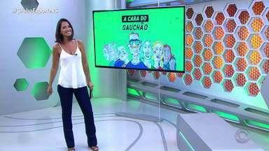 Conheça melhor os torcedores representantes do Pelotas e Noia no 'A Cara do Gauchão' - Os torcedores foram ao estádio torcer pelo time do coração.