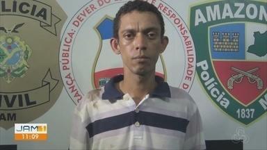 Em Manacapuru, mototaxista é suspeito de estuprar 3 pessoas - Homem foi preso após denúncia de adolescente.
