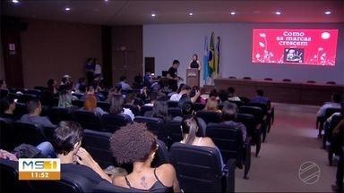 Encontro em Dourados trata sobre 'Como as marcas crescem' - Publicitários e acadêmicos participaram do evento.