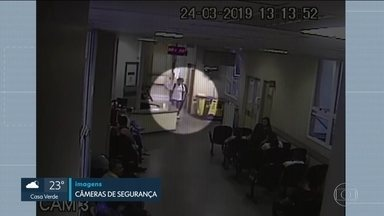 Ladrões levam equipamentos médicos em dois locais diferentes de SP - Em 2 dias, os furtos foram em Diadema e na Zona Leste da capital.