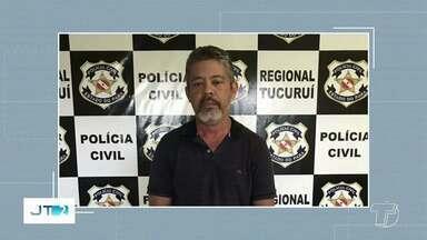 Polícia prende suspeito de ser mandante de assassinato de líder rural em Baião, no PA - Prisão aconteceu após cinco dias do crime.